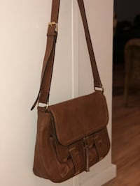 Women's Aldo sling bag (brown) Winnipeg