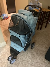 Paw and Pal Pet Stroller