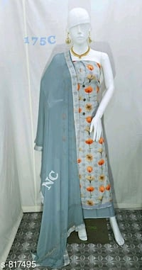 Trendy women dress material Mumbai, 400070