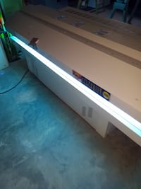 Tanning Bed null