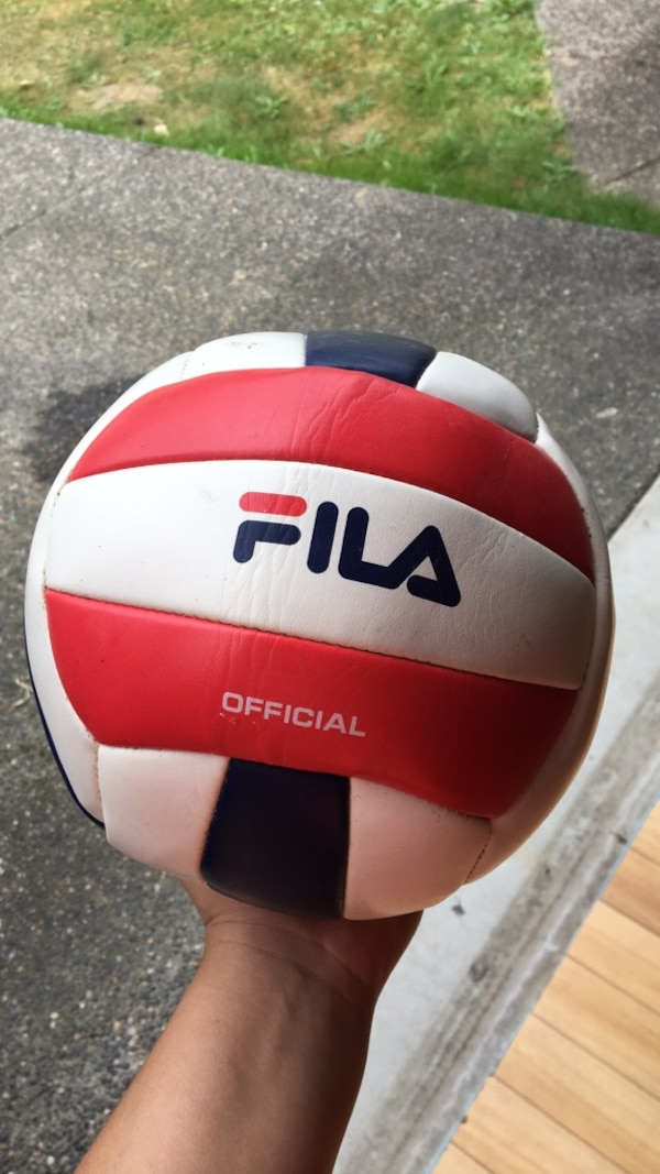 db983fd7ad37 Used FILA volleyball for sale in Surrey - letgo