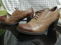 Brown Naturalizer Oxfords