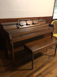 Piano and Chair in Houston 77017
