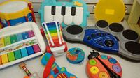 (31) KID'S GUITARS, KEYBOARDS, DRUMS – from 6$ Etobicoke