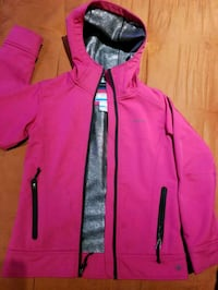 Girls Columbia Titanium Jacket Silver Spring, 20904