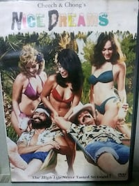 Cheech and Chongs Nice Dreams dvd