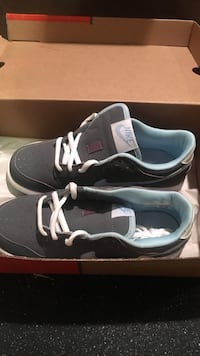 Gray and Blue Nike's  Commack, 11725