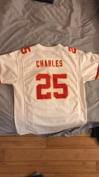 Nfl kansas city chiefs Jamaal Charles jersey Portsmouth, 23701