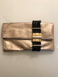 Gold and black clutch bag Rockville, 20852