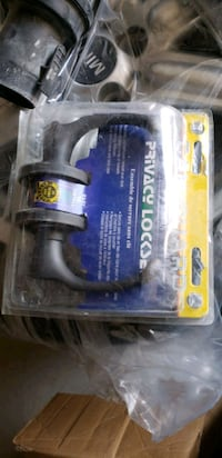 door knob brand new some with locks $10.00 each 40 in total. Vaughan, L4H