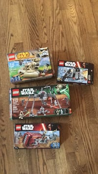 LEGO Star Wars stuff  New Westminster, V3M 3G2