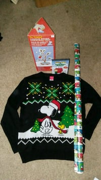 Charlie Brown Christmas items!  Flowery Branch, 30542