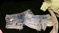Two pair of Hollister shorts Kettering, 45429