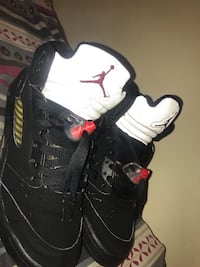 Jordan 5 metallic 6/10 size 7 Woodbridge, 22192