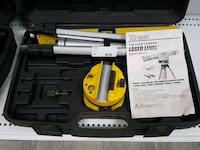 Titan Laser Level 7 pc laser level kit Oshawa, L1G 4W6