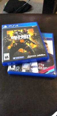 Call of duty Bo4/ Fifa 19 (35$ each) Vaughan, L6A 1C2