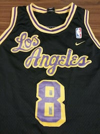 Los Angeles Lakers #8 Nike Kobe Bryant jersey Calgary