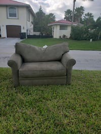 Fabric 2-seat bed sofa Fort Pierce, 34949