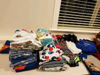 U PICK KIDS CLOTHING Basement Sale! Victoria, V9B 6G8