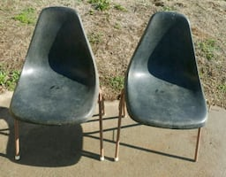 Mid-century kitchen chairs