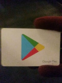 50$ Google Play ???? card!