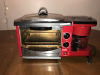 stainless steel and black toaster oven Pensacola, 32502