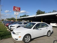 2007 Ford Focus 4dr Sdn S DesMoines