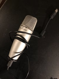 Samson usb studio condenser (microphone) WASHINGTON
