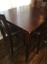 brown wooden square dining table New Orleans, 70119