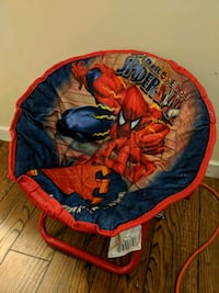 blue and red Spider-Man inflatable pool Lethbridge, T1J