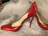 Boutique 9- Shoes size 6.5, hot pink fuchsia  Laurel, 20724