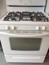 Frigidaire(Electrolux) gas range....brand new cost 1100....now still new and still high-end Gallery series...only 350$ Notre-Dame-de-l'Île-Perrot