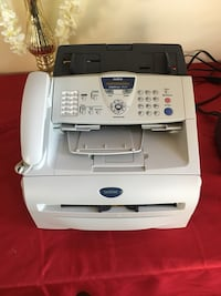 Brother Intellifax 2820 Laser Fax Machine and copier