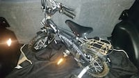 black and brown bicycle Stockport, SK3 0NF