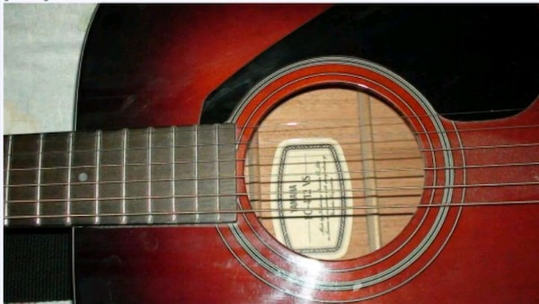 YAMAHA FG-412 VS acoustic guitar. 3