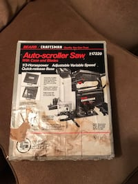 sears craftsman auto scrolled saw Melrose, 32666