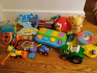 Lot of Like New Baby/Toddler Toys Seymour, 06483