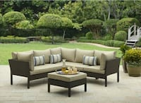 Better Homes and Gardens Avila Beach 4 Piece Secti Houston, 77042
