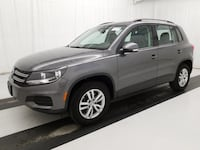 2016 Volkswagen Tiguan 4MOTION 4dr Auto R-Line Scarborough
