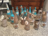 Decorative Bottles for Wedding 549 mi