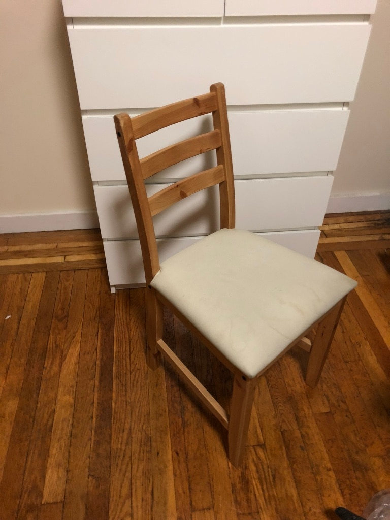 awesome Lerhamn Chair Part - 7: IKEA Lerhamn Chairs - Good Condition