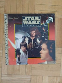 Star Wars A New Hope Book Toronto, M6M 4A2