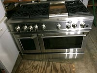 gray and black gas range oven Los Angeles, 91335