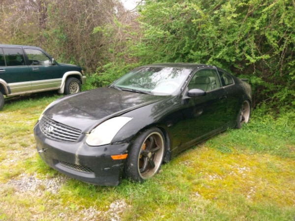 Used 2004 Infiniti G35 Coupe For Sale In Stockbridge Letgo