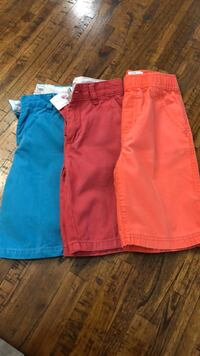 Boys  Childrens place size 6 shorts-All for $7 Odessa, 79765