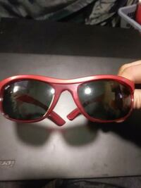 Very Rare 40yr old Ray Ban Ruby Red Sunglasses