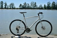 black and gray road bike Burnaby, V3N 2C3