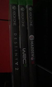 Xbox one Games OBO