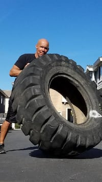 CROSSFIT TIRES PRICES START AT $50 please read full ad. Los Angeles, 91343