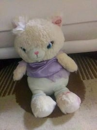 white and pink bear plush toy Annandale, 22003